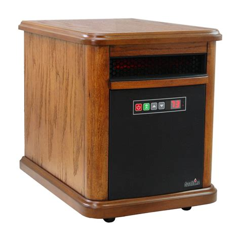 infrared room heaters 10hm4126 o107 duraflame williams 1500w portable infrared space heater 1500 w ebay