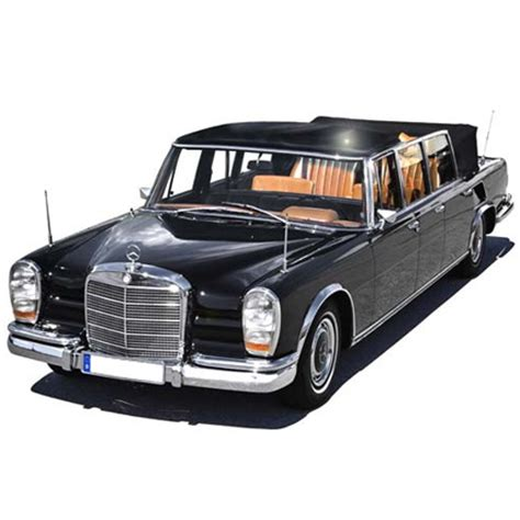 1970 mercedes 600 pullman presidential top