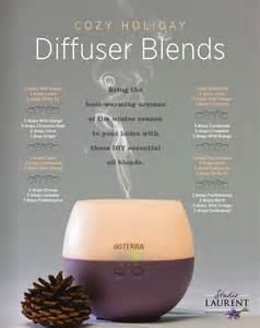 Cozy holiday diffuser blends studio laurent aromatherapy