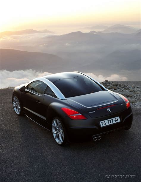 peugeot models and prices peugeot rcz uk prices and models