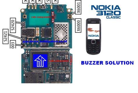 Obeng Nokia datu tech sparepart handphone trik jumper nokia 3120c