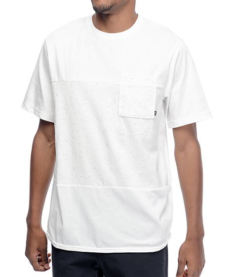 T Shirt Pdp nike sb dri fit nepps white pocket t shirt at zumiez pdp