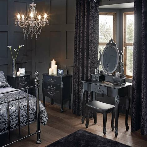 dark bedroom curtains in black 31 exles that black bedrooms are stylish and