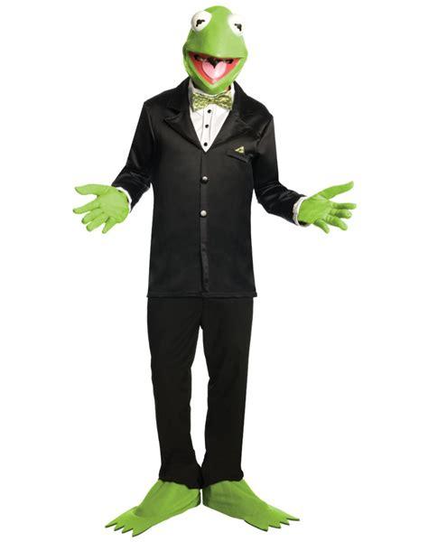 kermit  frog suit tie costume