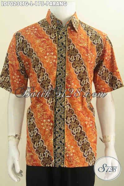 Hem Batik Jawa hem batik parang nan istimewa baju batik jawa tengah