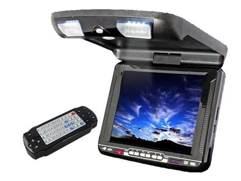 monitor techo para coche monitor techo coche erisin es668 pantalla 10 4 quot dvd barato