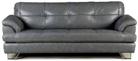 grey leather sofa modern how to understand fabric descriptions kovi