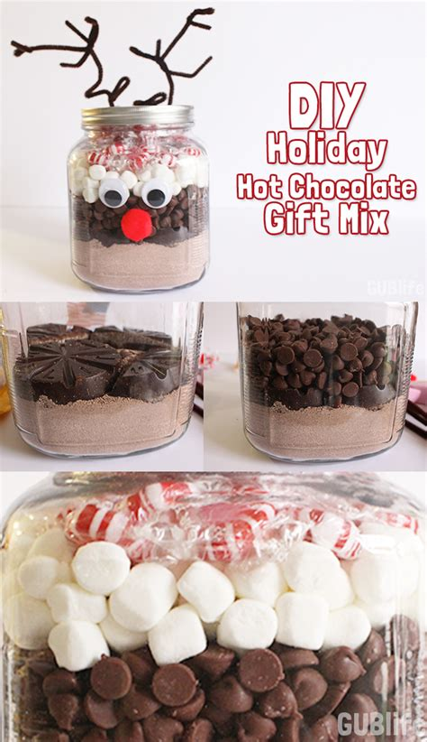 diy holiday gift hot chocolate gift mix gublife