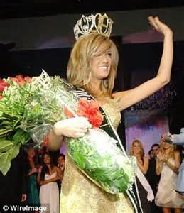 Rees Reveling As Miss City by Former Miss Nevada V Busted For Alleged Possession