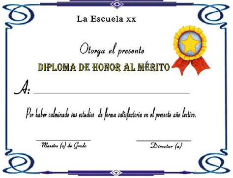 diplomas de agradecimiento para imprimir gratis paraimprimirgratis m 225 s de 25 ideas incre 237 bles sobre diplomas para imprimir en