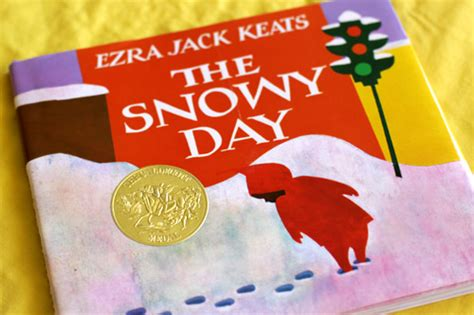 any given snow day books book of the week the snowy day design