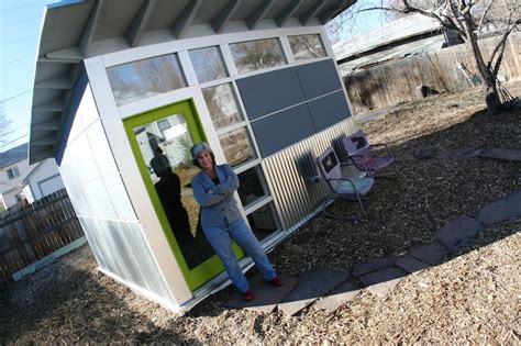 Solar Shed Power by Solar Powered Shed For A Colorado Artist