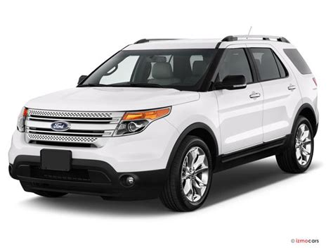 2013 Ford Prices Reviews And 2013 Ford Explorer Prices Reviews And Pictures U S News World Report
