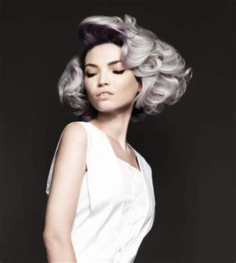 fashion hair color 2015 2015 spring and summer hair color trends silver hair 13