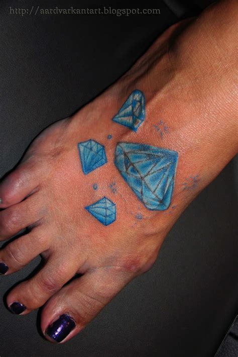 tattoo designs of diamonds tattoos designs