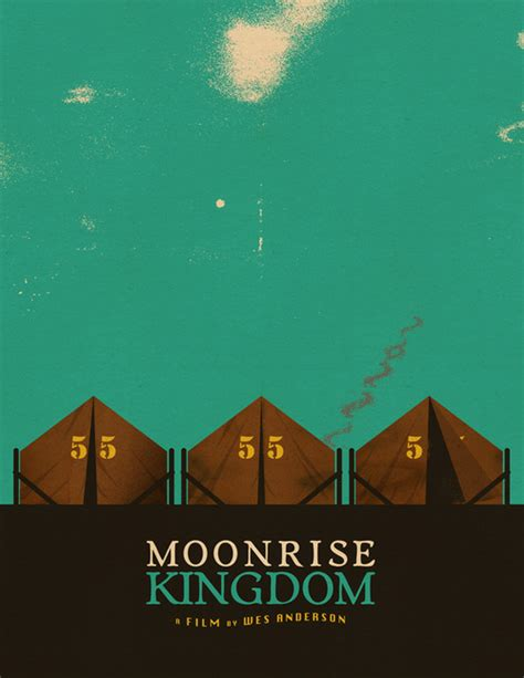 wes anderson graphics posters movies
