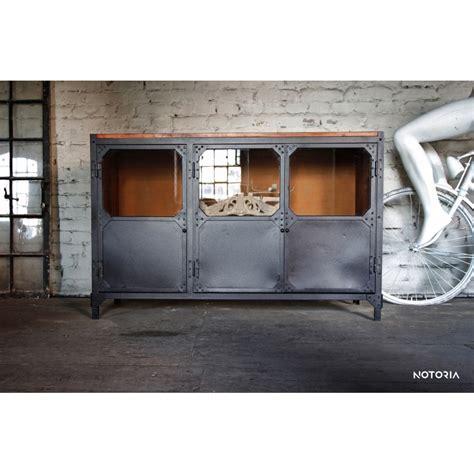 kommode industrial anrichte sideboard aus eisen in industrial design