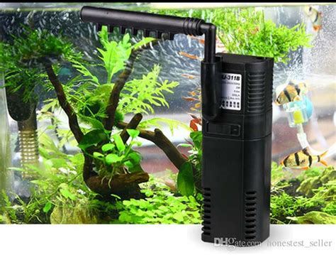 Pompa Air Aquarium External 2017 sunsun brand 3 in1 aquarium submersible