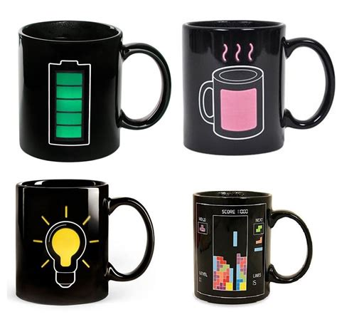 color changing mugs 28 images heat sensitive color changing mugs promotion shop for china temperature heat sensitive mug porcelain tea battery color