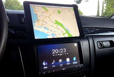 Ipad Mini Halterung Auto by Appradioworld Apple Carplay Android Auto Car