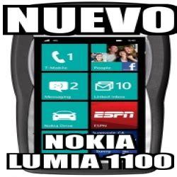 Nokia Lumia Meme - meme personalizado nuevo nokia lumia 1100 2864186
