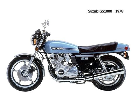 Suzuki 1000 Motorcycle Suzuki Gs 1000 L Technical Data Of Motorcycle Motorcycle
