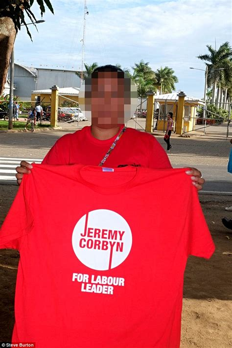 Tshirt Kaos Team Corbyn Labour corbyn has been elected the new leader of the