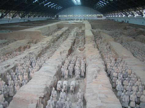 Terra Cotta invading the afterlife better living through beowulf