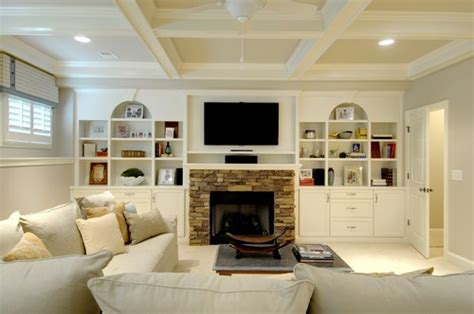 Houzz Living Room Built Ins Who Designed And Built The Bookcase And Tv Shelving