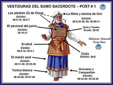 las vestiduras del sumo sacerdote de israel vestidura sacerdotal 01 bendici 233 ndote fm