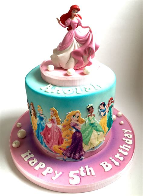 Princess Cake by Novelty Birthday Cakes The Cake Company