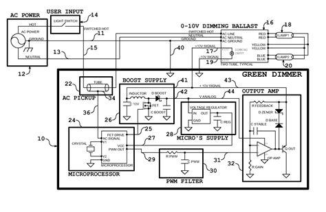 fluorescent dimming ballast wiring diagram efcaviation