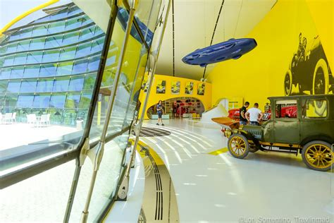 Ferrari Italy Museum by One Legend Two Museums Taking The Ferrari Tour In Modena