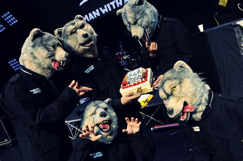 with a with a mission on the story their wolf persona and album the