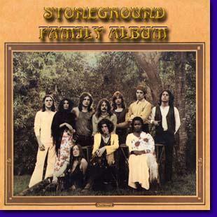 Cd Arkarna The Family Album stoneground family album