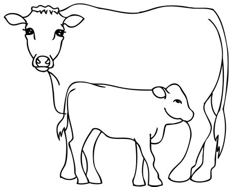 cow coloring pages fresh cows coloring pages collection printable coloring