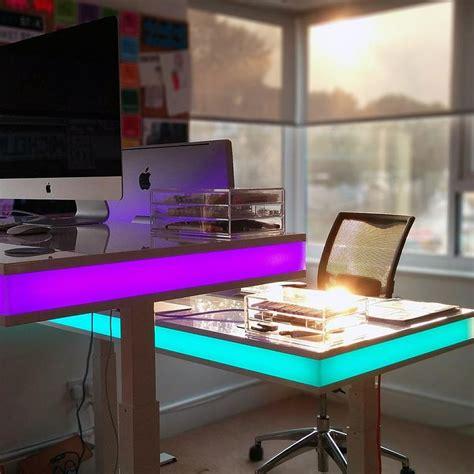 Interactive Desk by Tableair Interactive Desk 187 Gadget Flow