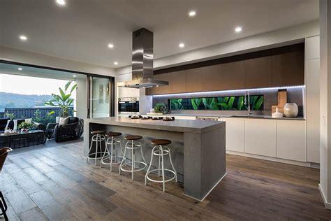 kitchen design display home