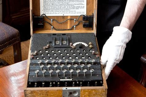enigma machine sale enigma machine used by nazis to send coded messages during
