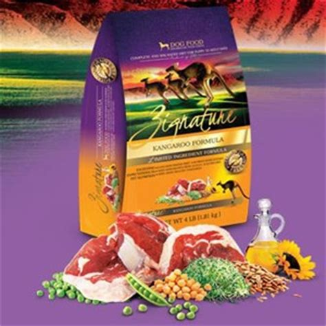 zignature kangaroo food all four paws zignature kangaroo food bluffton sc