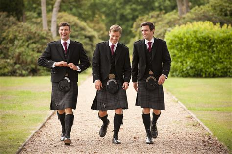 Wedding Kilt by Wedding Hire Wedding Hire Kilt