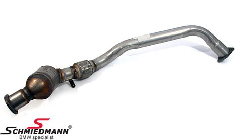Bmw E46 Exhaust System And Mounting Parts Schmiedmann