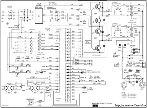 emil matei wiring diagram welding inverter lincoln
