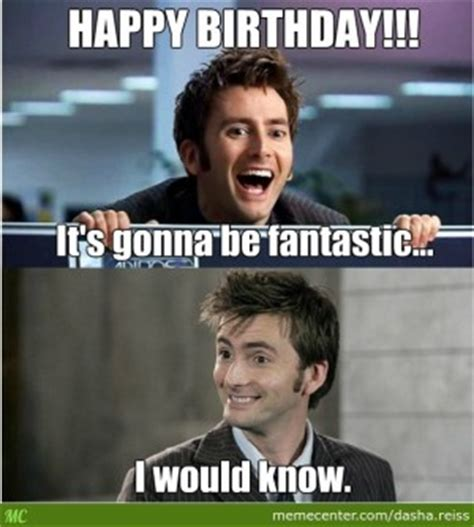 Doctor Who Birthday Meme - dr who birthday quotes quotesgram