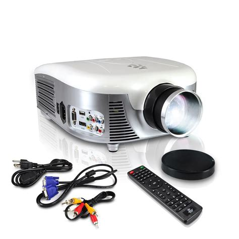 Led Projector pylehome prjd907 home and office projectors
