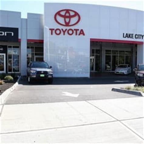 Toyota Of Lynnwood Toyota Of Lake City Olympic Seattle Wa United
