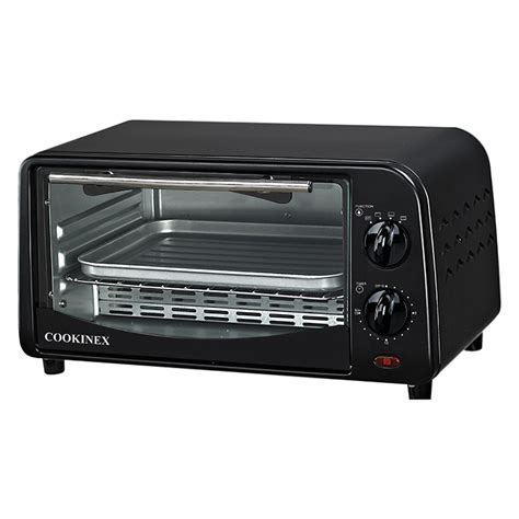 Toaster Oven 20 Only 20 11 Cookinex 9l Toaster Oven Black 812688015937