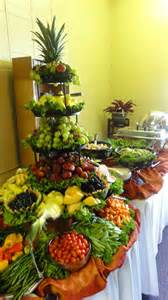 Fruit Buffet Table Ideas Wedding Buffet Food Displays Coins