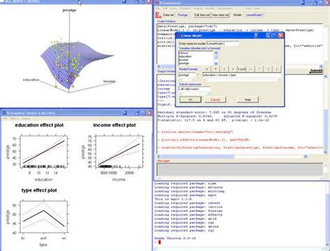 Memanfaatkan Excel Untuk Analisis Statistik By Syamsul Hadi r untuk statistical computing