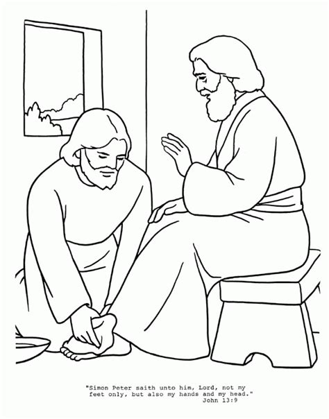 the foot book pages coloring pages